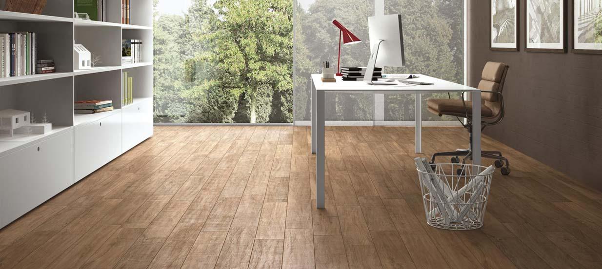 Mattonelle Effetto Legno Woodstyle Di Ragno: Collezione woodcomfort pavimenti in gres effetto ...